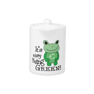 Mensaje verde