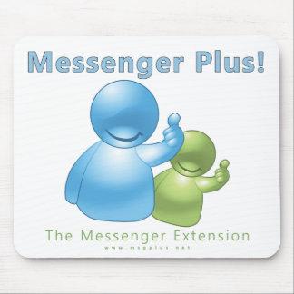 ¡Mensajero más! Compinches Mousepad
