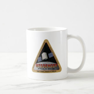 MENSAJERO - misión orbital en Marte Tazas De Café