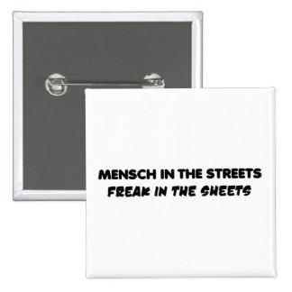 mensch pin cuadrado