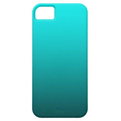 Menta a - caso de Mandi del iPhone 5 iPhone 5 Case-Mate Cárcasas