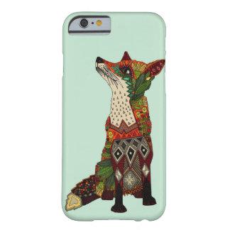 menta del amor del zorro funda barely there iPhone 6