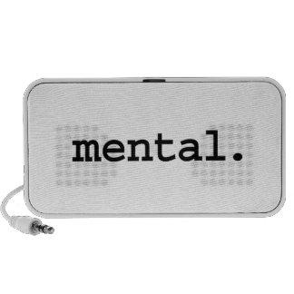 mental iPhone altavoz