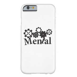 Mental Barely There iPhone 6 Case