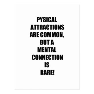 Mental Connections Postcard