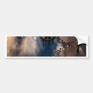 Mental Game Bumper Sticker