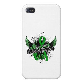 Mental Health Awareness 16 iPhone 4/4S Case