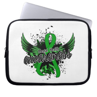 Mental Health Awareness 16 Laptop Computer Sleeve