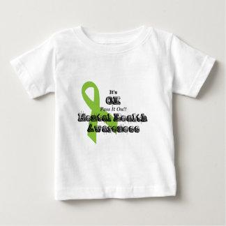 Mental Health Awareness Baby T-Shirt