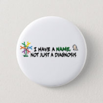 Mental Health Awareness Button