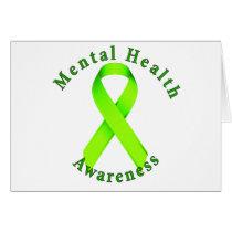 Mental Health Awareness Card
