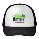 Mental Health Awareness Hope Matters Trucker Hat