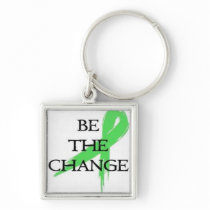 Mental health awareness keychain