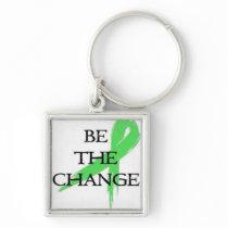 Mental health awareness keychain