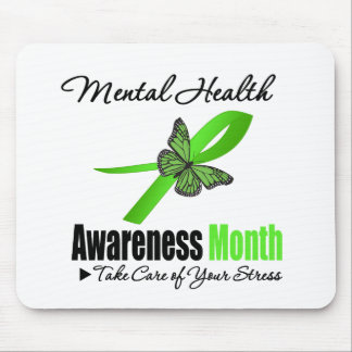 Mental Health Awareness Month Mouse Pad
