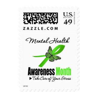 Mental Health Awareness Month Postage