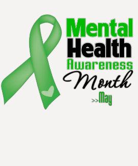 Mental Health Awareness Month Tee Shirt