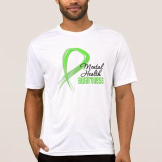 Mental Health Awareness Ribbon T Shirts
