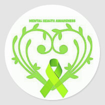 Mental Health Awareness Sticker