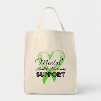 Mental Health Awareness - Support Canvas Bag