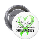Mental Health Awareness - Support Buttons