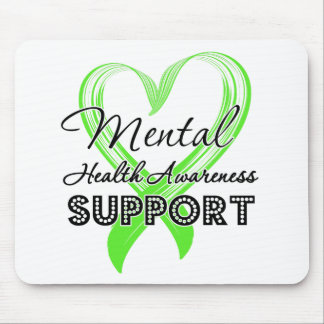 Mental Health Awareness - Support Mouse Pad