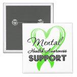Mental Health Awareness - Support Pin