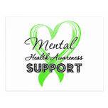 Mental Health Awareness - Support Postcard