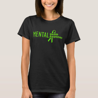 Mental Health Awareness T-Shirts/ Dark Apparel T-Shirt