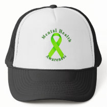 Mental Health Awareness Trucker Hat