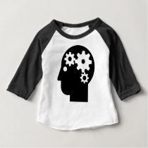 Mental Health Baby T-Shirt