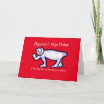 Mental Health Bipolar Card