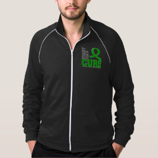 Mental Health Disease Fight For A Cure Printed Jackets