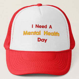 Mental Health Hat