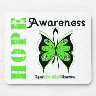 Mental Health Hope Awareness Mouse Pad
