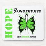 Mental Health Hope Awareness Mousepads