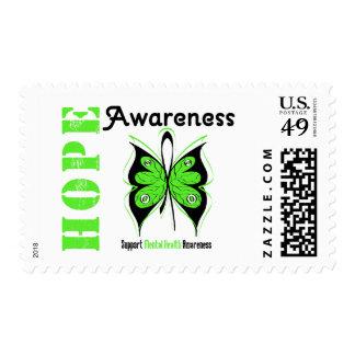 Mental Health Hope Awareness Stamp
