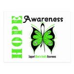 Mental Health Hope Awareness Postcard
