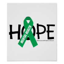 Mental Health Hope Poster