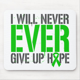 Mental Health I Will Never Ever Give Up Hope Mouse Pad