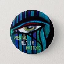 Mental Health Matters Button