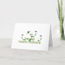 Mental Health Matters Holiday Card