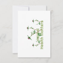 Mental Health Matters Thank You Card