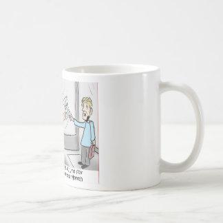 Mental health Month Go Lime Coffee Mug