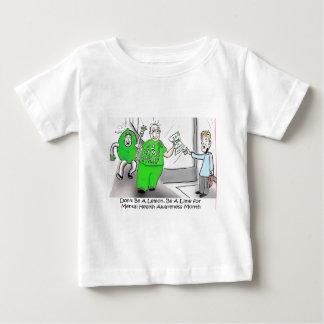 Mental health Month Go Lime T-shirt