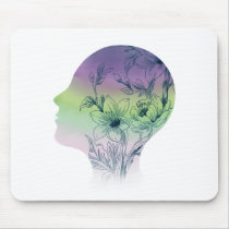 Mental Health Mouse Pad