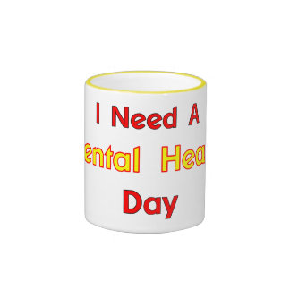 Mental Health Mug