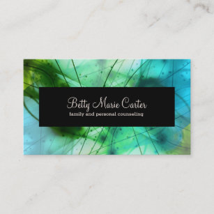 Counseling business cards templates zazzle mental health professional business cards colourmoves