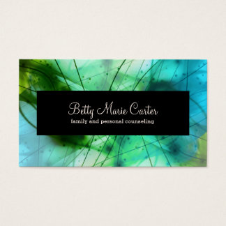 Mental Health Business Cards Templates Zazzle