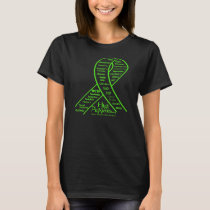 Mental Health Ribbon T-Shirt